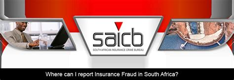 Saps/saicb Close In On Kzn Suspect For Insurance Fraud On