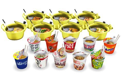 Korean Food Stew And Ramyeon 3t4 Yummyyy ͡° ͜ʖ ͡