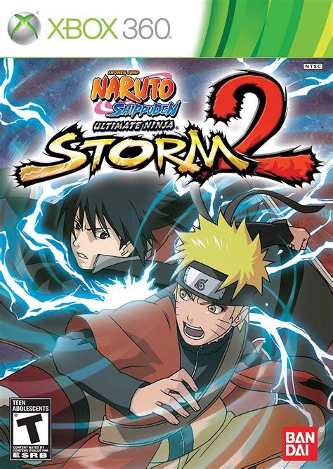 Naruto Ultimate Ninja Storm 2 Xbox 360 Ign
