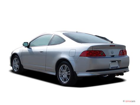 2006 Acura Rsx Coupe by Image 2006 Acura Rsx 2 Door Coupe At Leather Angular Rear