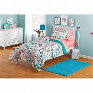Your, Zone, Butterfly, Bed, In, A, Bag, Coordinating, Bedding, Set