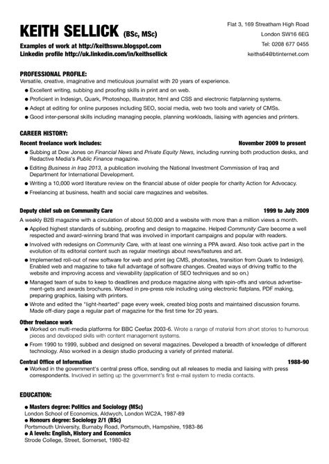 About Resumes by Doc 655775 About Me Resume Exles Template Bizdoska