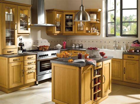 mod鑞es de cuisines modele de cuisine rustique nouveaux modèles de maison