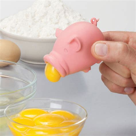 Yolkpig   Egg Separator   What is New   Animi Causa Boutique