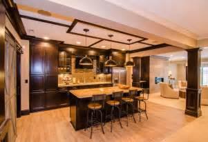 open floor plans with basement beautiful family home with open floor plan home bunch interior design ideas