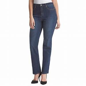 Gloria Vanderbilt Womens Amanda Slimming Stretch Classic ...