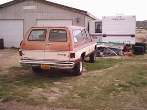 1980 Chevrolet Suburban K10 Silverado