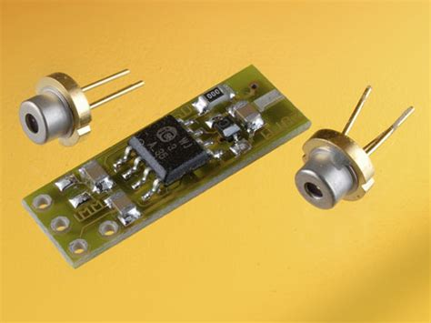 Inexpensive Drivers For Laser Diodes