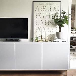 Ikea Besta Sideboard : 25 best ideas about ikea sideboard hack on pinterest ~ Lizthompson.info Haus und Dekorationen