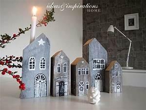 Kleine Deko Holzhäuser : 1000 bilder zu weihnachtshaus auf pinterest ~ Sanjose-hotels-ca.com Haus und Dekorationen