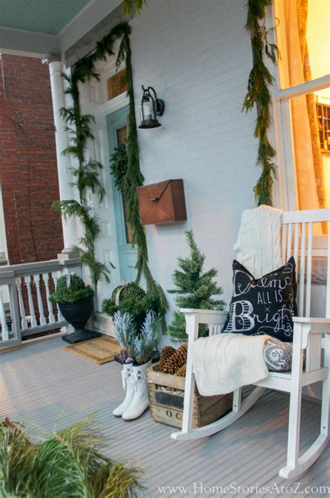 Outdoor Decorations Ideas Porch by Porch Decorating Ideas Home Stories A To Z