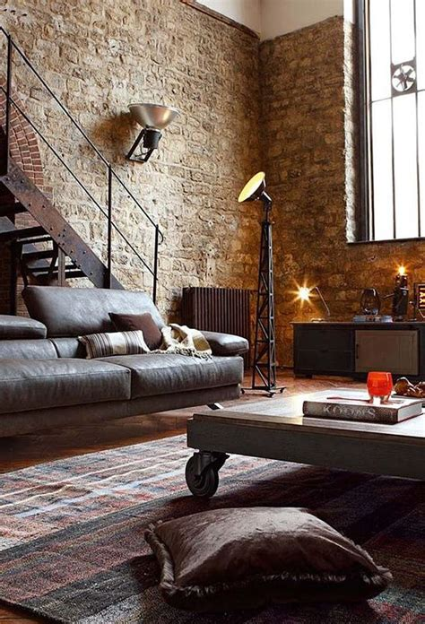 manly room decor 20 masculine bachelor pad living rooms decor advisor