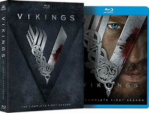 Vikings: Season 1 Prepares for Battle on Blu-ray - IGN