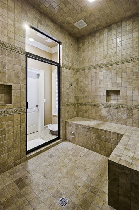 Spa Shower With Steam Bath  Traditional  Bathroom. Inexpensive Dining Room Chairs. Black Dining Room Chandelier. Carbon Air Filter Grow Room. Flooring For Laundry Room. Black And Gray Wall Decor. Decorative Room Dividers. Hotels With Jacuzzi In Room Atlantic City Nj. Michael Amini Dining Room