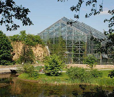 Naturschutzgebiet In Der Stadt  Der Botanische Garten In