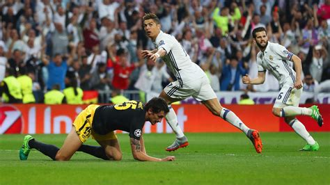 real madrid  atleti final score   cristiano ronaldo