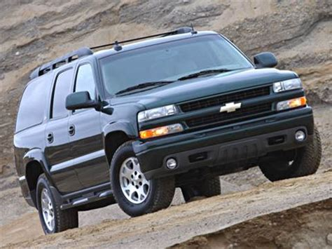 2003 Chevrolet Suburban 1500  Pricing, Ratings & Reviews