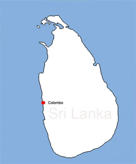 Sri Lanka Foto - Karte: Colombo - Bildergalerie,Fotogalerie