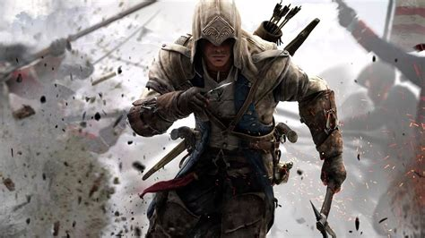 Assassins Creed 3 Connors Story Trailer Music Lorne