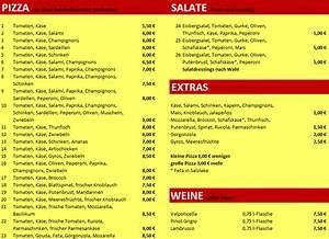 Pizza Haus Braunschweig : pizza inn speisekarte ~ Lizthompson.info Haus und Dekorationen