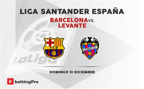 Pronóstico Barcelona Vs Levante   La Liga Santander 20/21