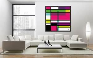 Tableau Deco Design : tableau design et tableau enfant d co pour la maison plexiglass tee shirts sticker ~ Melissatoandfro.com Idées de Décoration