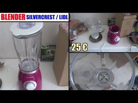 silvercrest küchenmaschine test silvercrest lidl blender smoothie doovi