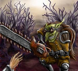 Dota Shredder by grim1234 on deviantART