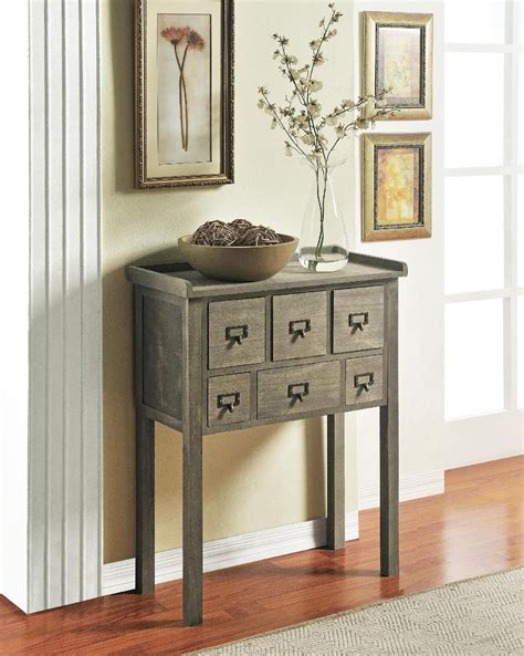 entryway console table furniture diy reclaimed wood entryway console table