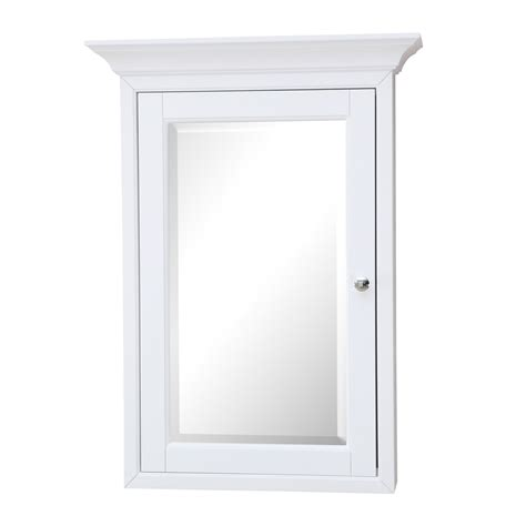 kitchen and bathroom cabinets newport wall mounted medicine cabinet white 4987