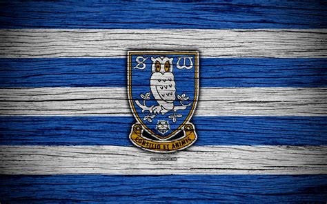 Download wallpapers Sheffield Wednesday FC, 4k, EFL ...