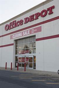 Office Depot On Urbana Pike Closing Frederick County