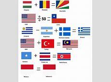 My list of flag mathematics vexillology