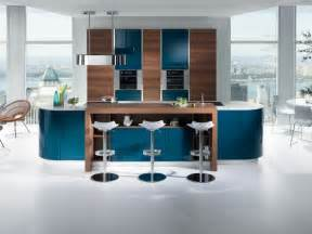 cuisine gaia bleu mobalpa cuisine moderne et lumineuse