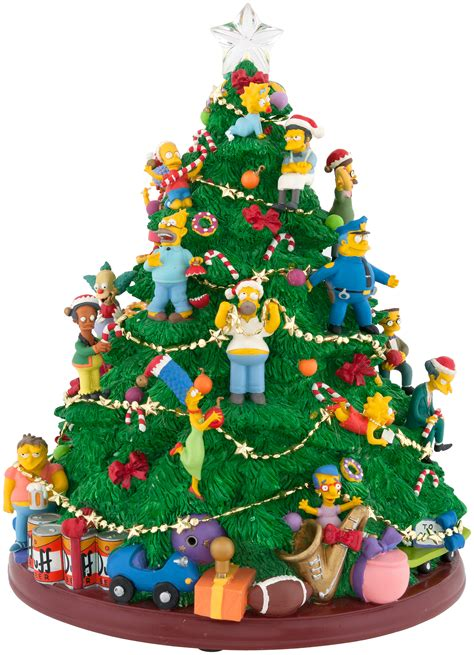 simpsons christmas decorations wwwindiepediaorg