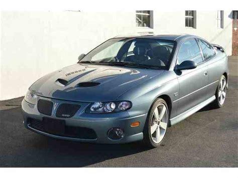 2006 Pontiac Gto For Sale On Classiccars.com