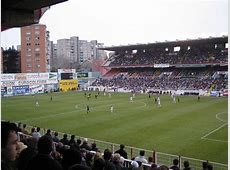 Estadio de Vallecas Infostades