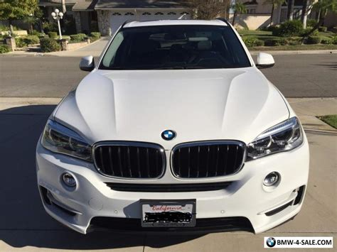 2015 Bmw X5 Base Model For Sale In United States