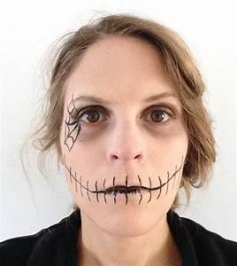 Maquillage Enfant Facile : maquillage halloween facile archives prettylittletruth ~ Melissatoandfro.com Idées de Décoration