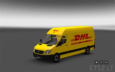scania truck dhl ets 2 mods part 4