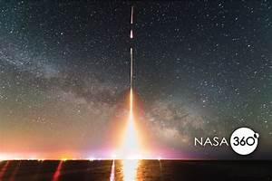 NASA 360 Talks - From Ground to Space | NASA