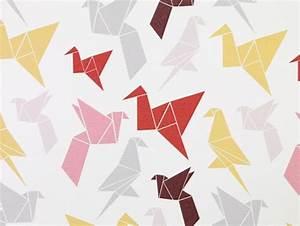 Origami Wallpaper By Dottir  U0026 Sonur