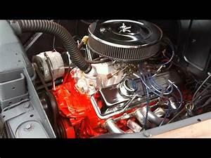 Rebuilt Chevy Small Block V8   U0026 39 55 Gmc 2nd Series Truck