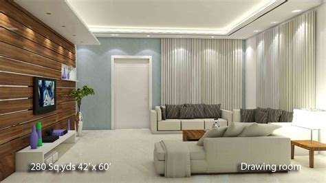 home n decor interior design way2nirman 280 sq yds 42x60 sq ft north face house 3bhk floor plan hall interior designs