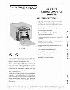 428 Series Manuals