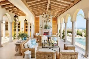 Home Interior Mexico Mexican Villa Betterdecoratingbible
