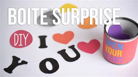 diy cadeau pour la valentin