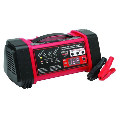 Century 12 And 24volt High Frequency Battery Charger