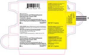 Clotrimazole and Betamethasone Dipropionate Cream Uses