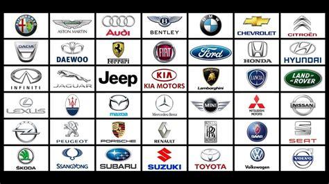Auto Manufacturers Logos by Brand Car Logo Logodix